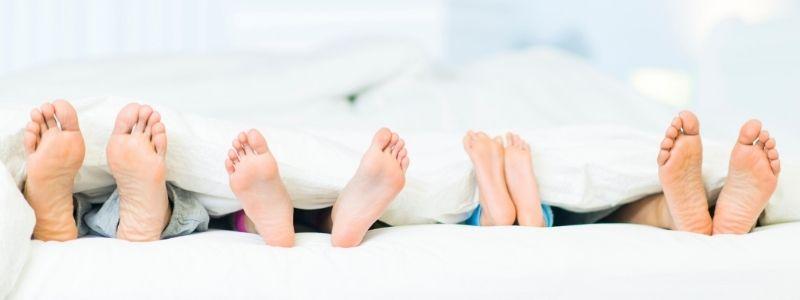 Open-Cell Foam Mattresses Versus Waterbeds Health Concerns