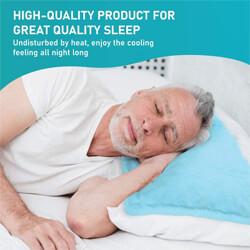 Gel'O Cool Pillow Mat